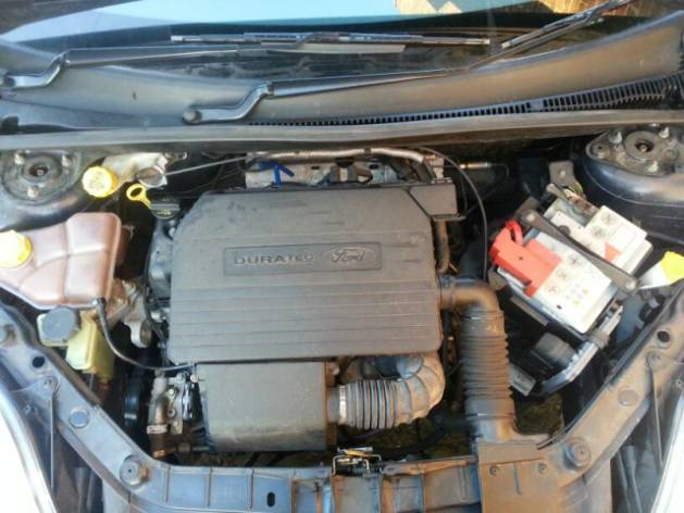 Ford Fiesta 1.3 Duratec Engine 2002 Ford Fiesta 1.3 8v