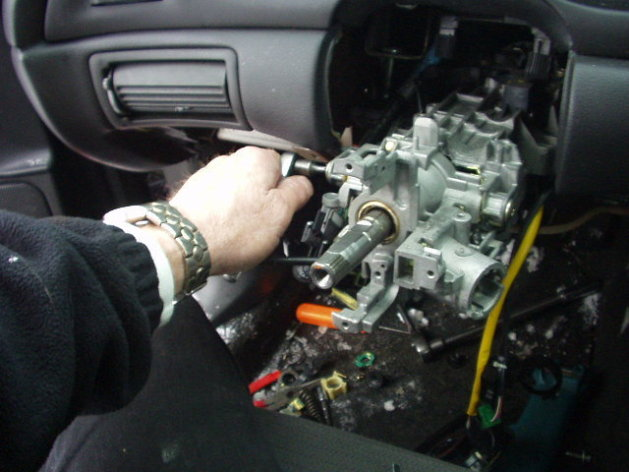 Why Is My 1995 Ford Ranger Steering Column Loose