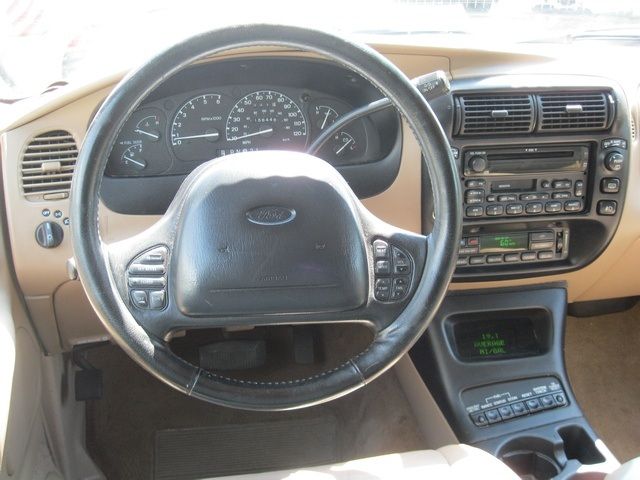 1996 Ford Explorer Dash Lights  Cruise Control Lights   Pre